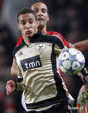 Арсенал вади 18 млн. паунда за нападател на Бенфика