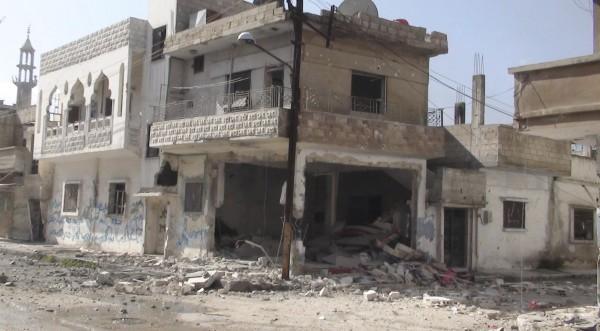 По 2 ракети в минута – ожесточен обстрел на Хомс