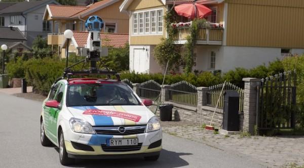 Google започва да снима България
