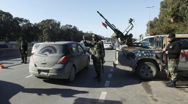 Напрежение и разцепление царят в Либия