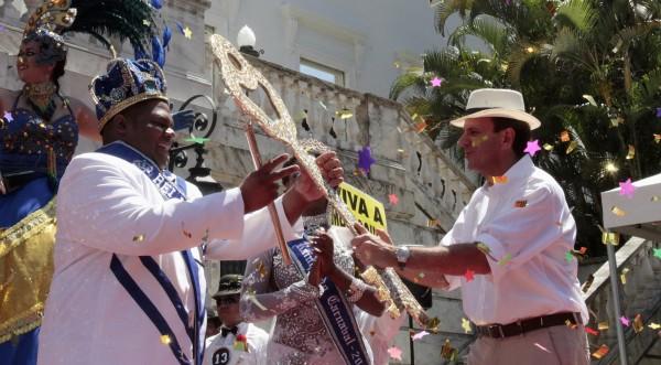 Започна карнавалът в Рио