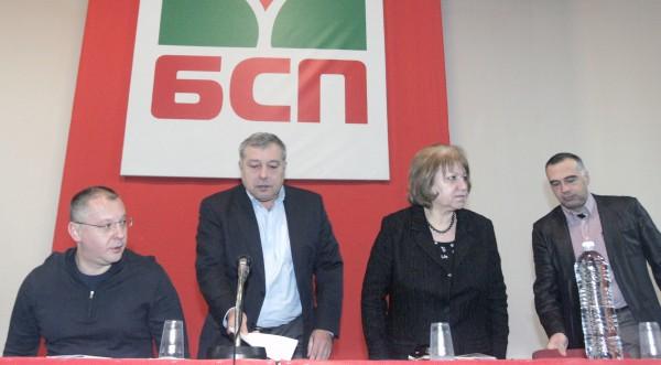 Първанов не уважи пленума на БСП