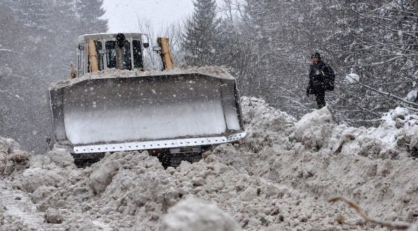 Остава бедственото положение в Харманли, Любимец и Свиленград
