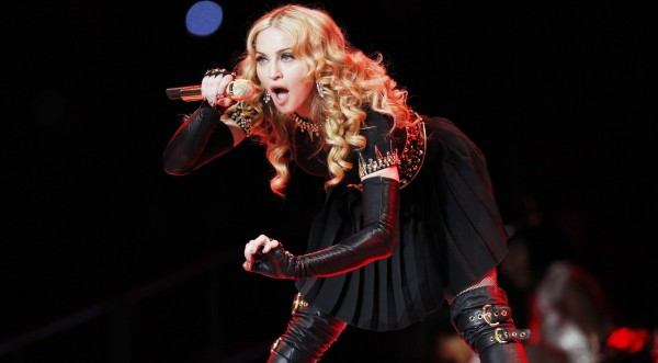 Мадона пусна част от нов сингъл