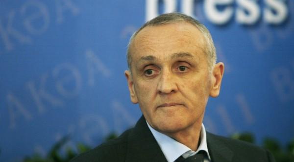 Покушение срещу президента на Абхазия