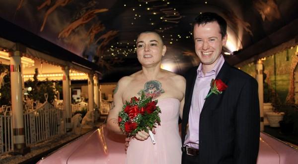 Шиниъд О'Конър вече планирала погребението на мъжа си