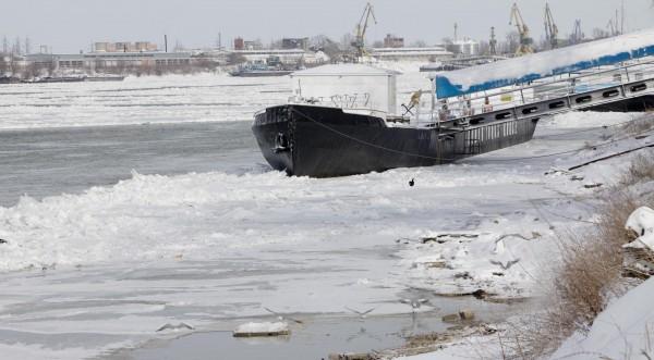 Нивото на Дунав край Силистра достигна 634 сантиметра
