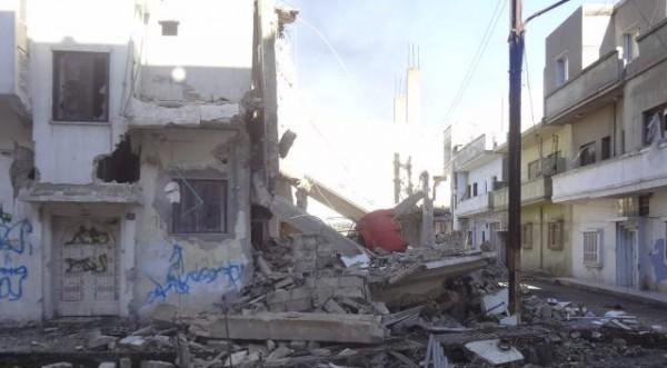 124 души са убити днес при сблъсъци в Сирия