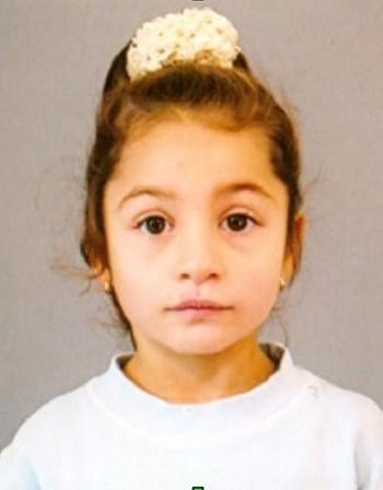 Полицията издирва 8-годишно момиченце