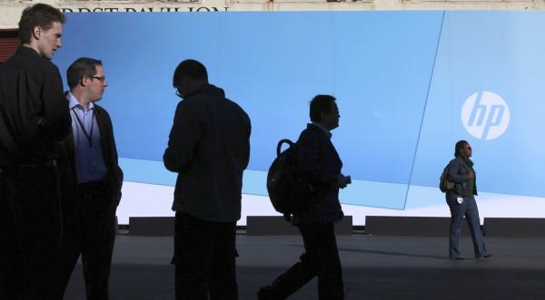 HP прати на борсата 270 служители