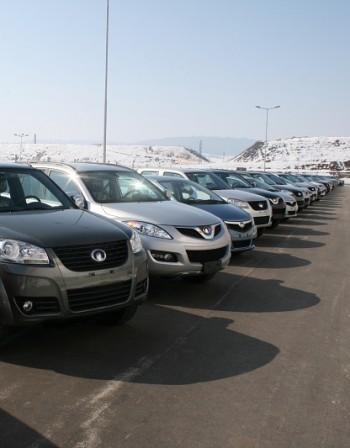 Чиновниците в Китай - само на местни автомобили
