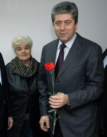 Първанов официално протегна ръце към БСП