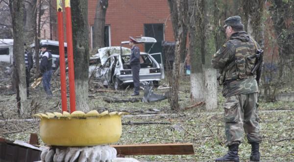 Жена камикадзе се взриви в Дагестан