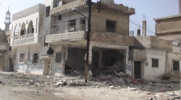 Близо 8500 души, повечето цивилни, са убити в Сирия