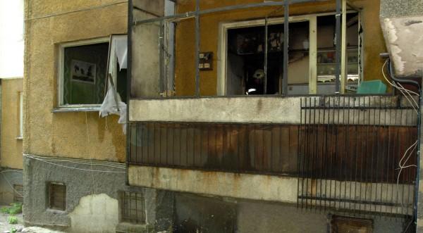 Газова бутилка гръмна в Свищов, няма пострадали