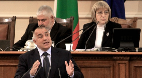 Борисов пак заговори за предизборно по-нисък ДДС