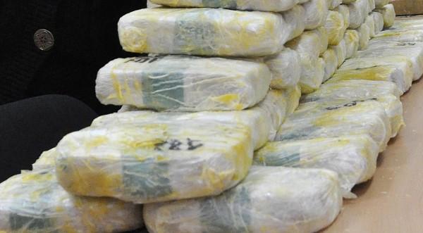 3 кг хероин в...акумулатор