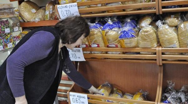 И цената на хляба ще скача - с над 10%