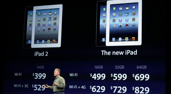 Новият iPad се забавя с три дни