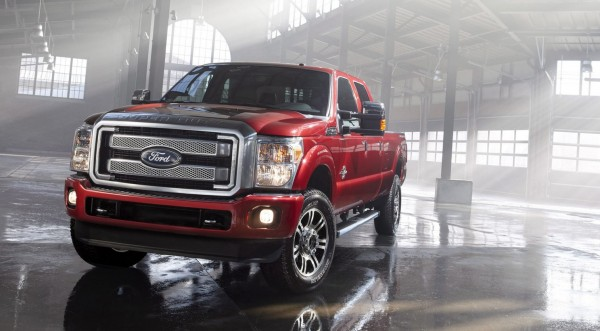 Ford показа новия флагман на F-Series