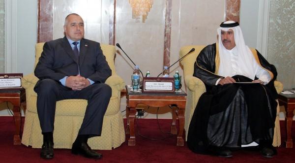 Катар ще инвестира 100 милиона евро у нас