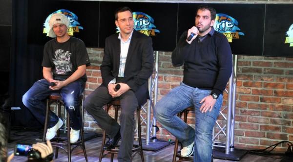 Korn е първият хедлайнер на Spirit of Burgas 2012