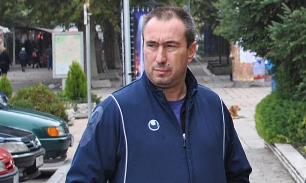 """Мъри Стоилов - фаворит за треньор на """"Лудогорец"""""""