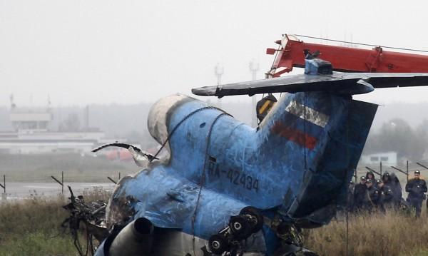 32-ма загинали при самолетната катастрофа в Русия