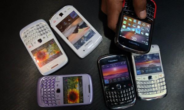 RIM се е бръкнала с $40 млн. заради срива на Blackberry