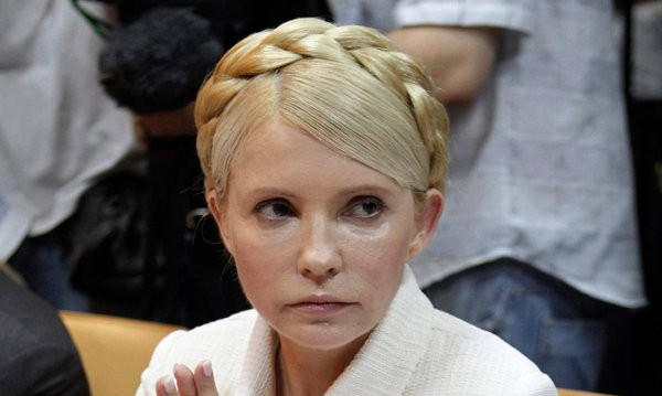 Разрешиха на Тимошенко да се лекува извън затвора