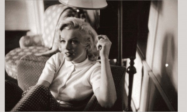 Броиха 400 000 долара за снимки на Мерлин Монро