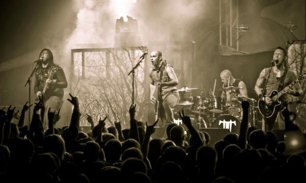 Trivium и Heaven Shall Burn са последните на Sofia Rocks