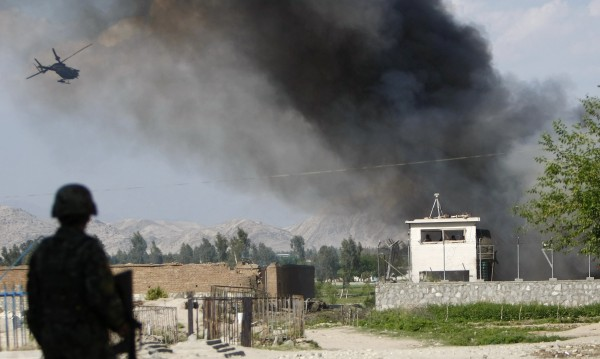 Талибаните се целели в афганистанския вицепрезидент