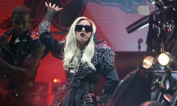 Лейди Гага не харчела хич