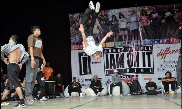 Jam On It 2012 връхлита в петък