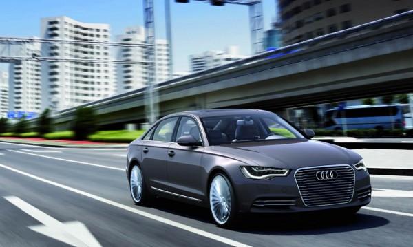 Audi представя в Пекин хибрида A6 L e-tron
