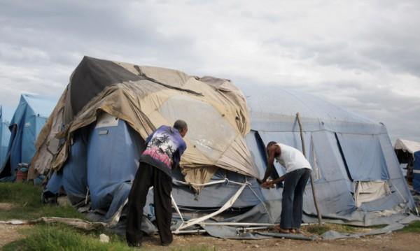9 души са загинали след проливни дъждове на остров Хаити