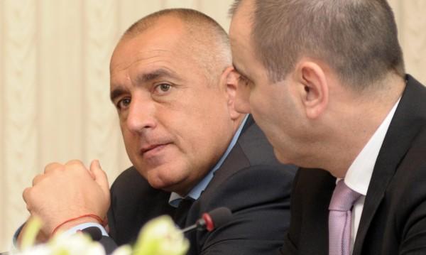 Службите били под контрола на ДС, разясни Цветанов