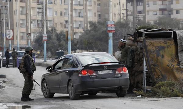 20 жертви след бомбено нападение в Сирия