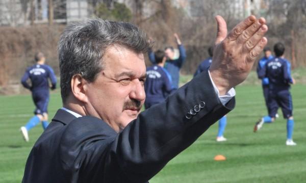 Батков е сигурен: ЦСКА няма да стане шампион