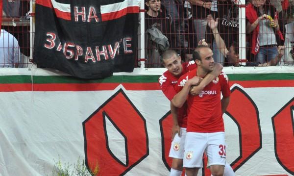ЦСКА докосна титлата след успех над Ботев Враца