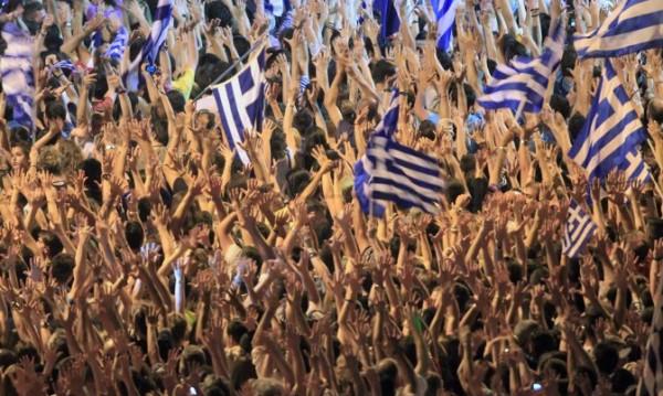 Гърция щяла да стане като България, ако обяви фалит