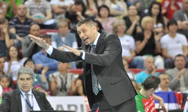 Радо Стойчев: Без сметки, играем за победа