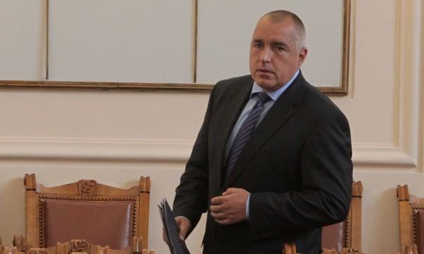 Ляв завой, подритване или предсрочен вот за Борисов