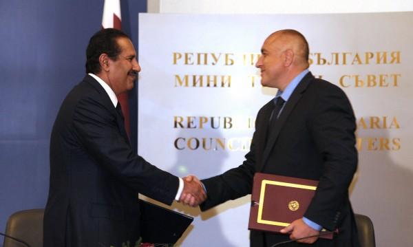 Катарската визита у нас: Много разбирателство и малко конкретика