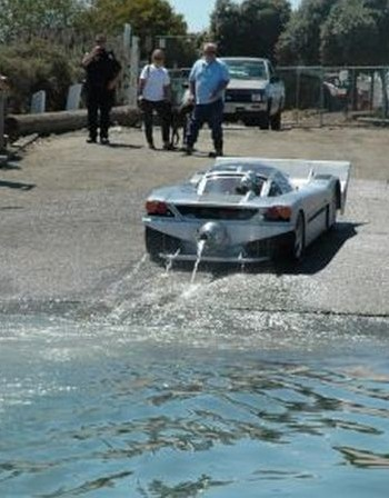 Най-бързият морски лъв
