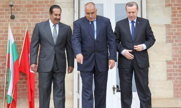 България, Турция и Катар строят заедно пътя Свиленград – Русе