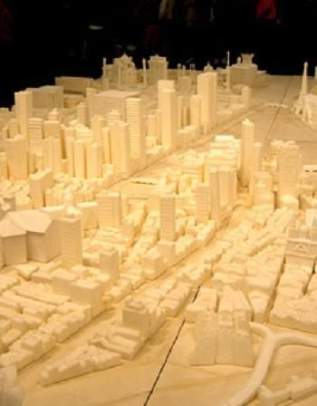 Изумителни миниатюри на градове