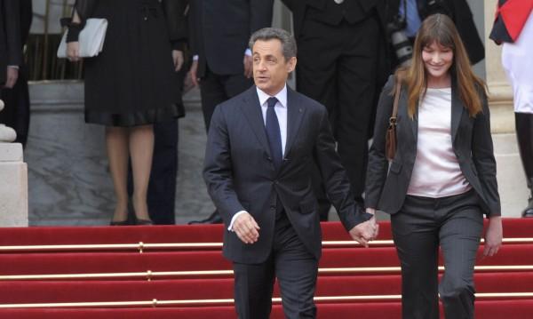 Залози във Франция – ще остане ли Карла със Саркози?