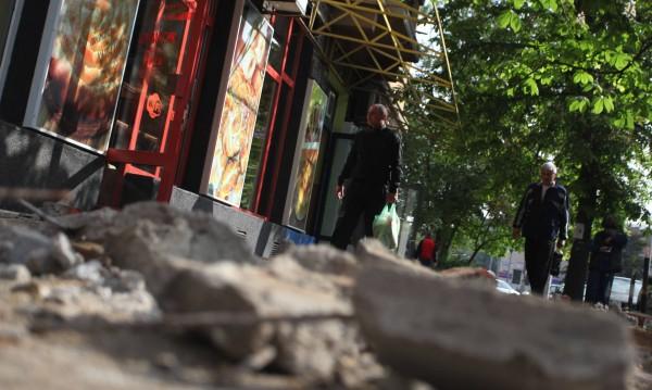 1500 служители на МВР ни пазели след труса